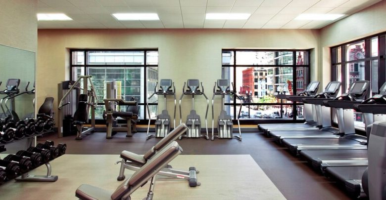 gyms in northern California