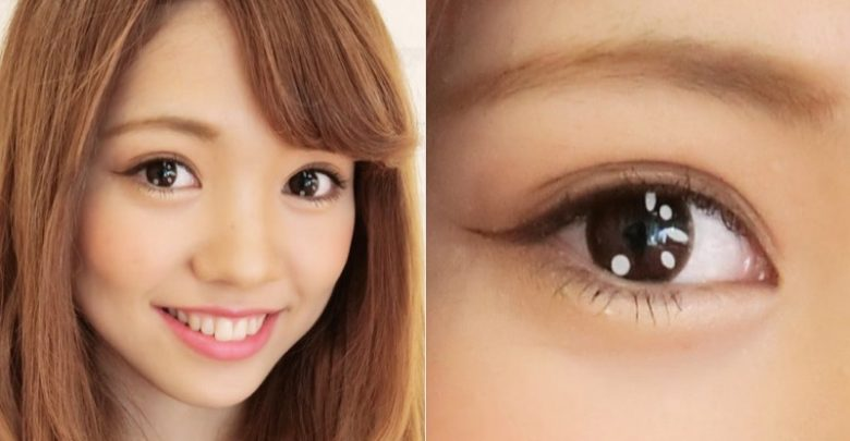 japanese color contact lens